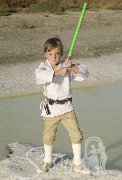 Luke Skywalker jelmez, Star Wars