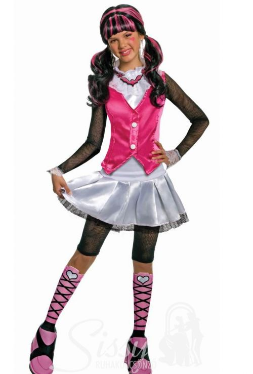 Monster High jelmezek